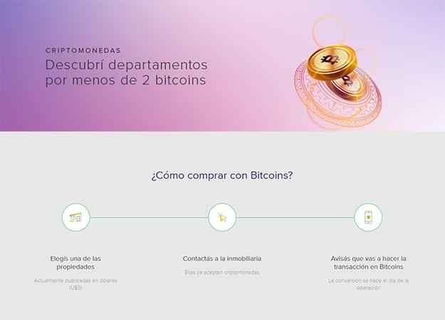Bitcoin ahora de la mano de Mercado libre, para el pago de bienes inmuebles
